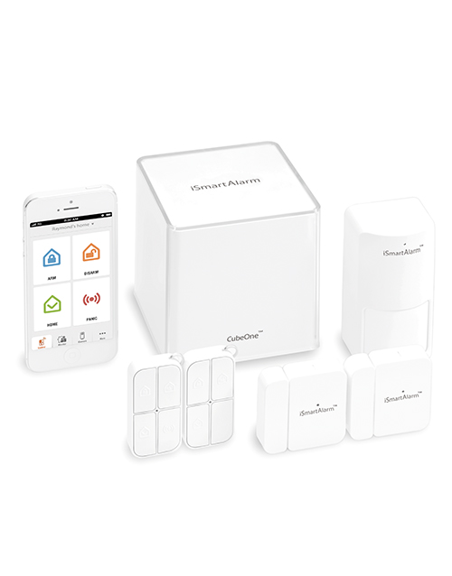 iSmart Alarm Preferred Package