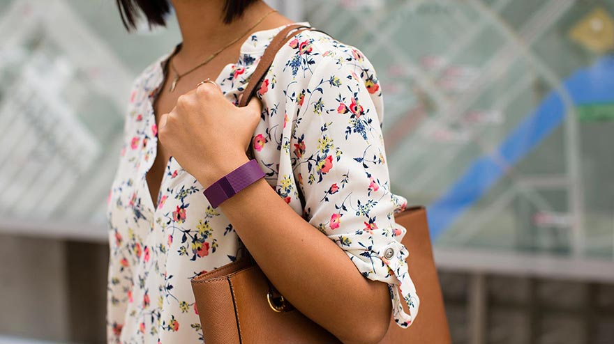 TOP 3 des bracelets connectés - Fitbit Charge HR