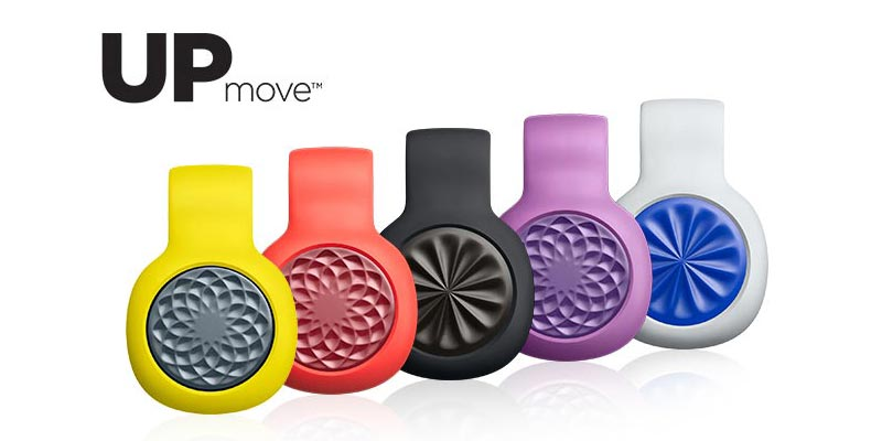 Jawbone UP Move, petit mais costaud